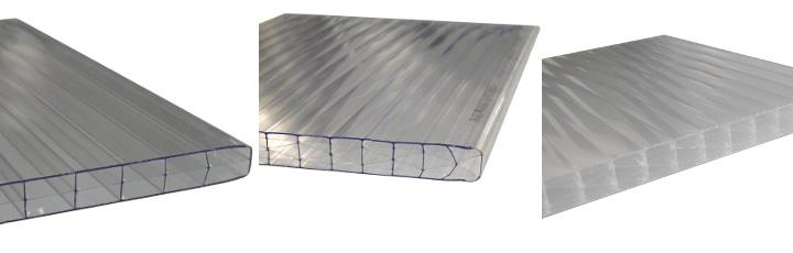 Stegplatten 16mm