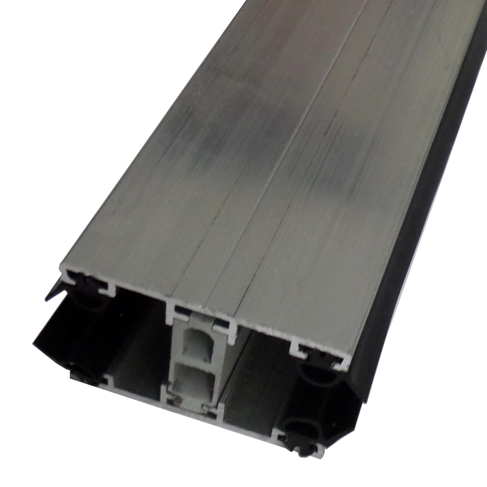 Mittelprofil Thermo 10mm ALU / ALU