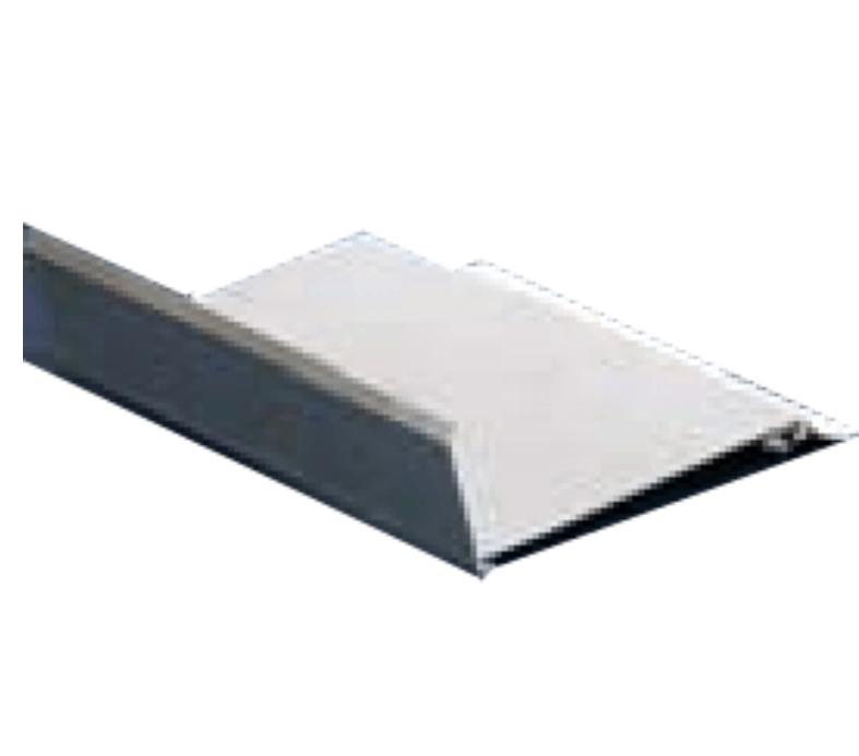Wandanschlussprofil 65mm