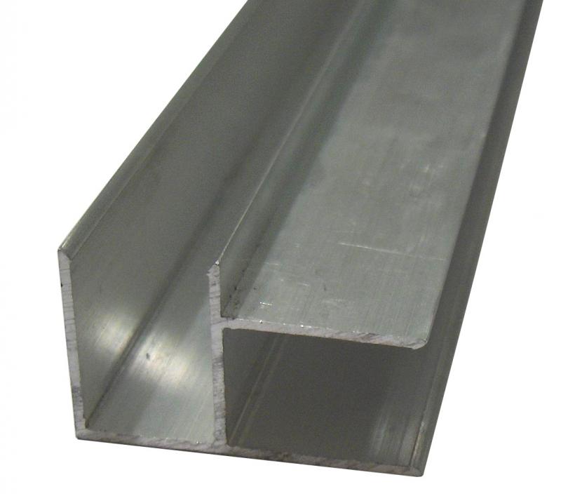 Eckprofil 16mm für Stegplatten 16mm L: 4000mm