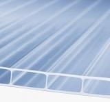 Stegplatten 16mm LUX klar/farblos UV 0.98x3.5m