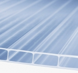 Stegplatten 16mm LUX klar/farblos UV 0.98x2.0m