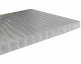 Stegplatten 16mm 16-X opal UV 0.98x1.5m