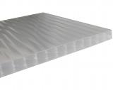 Stegplatten 16mm 16-X opal UV 0.98x1.0m