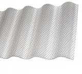 Polycarbonat Welle 2.8mm Wabe Sinus 76/18 klar/farblos 2.0m