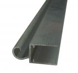 Scharnierprofil 16mm für Stegplatten 16mm L: 5000mm