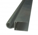 Scharnierprofil 16mm für Stegplatten 16mm L: 1000mm