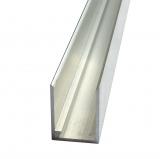 U-Profil 16mm für Stegplatten 16mm L: 1500mm