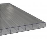 Stegplatten 16mm 16-3 klar/farblos UV 0.98x1.0m