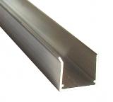 Abschlussprofil 32mm L: 1000mm für Stegplatten 32mm