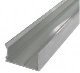 Abschlussprofil 32mm L: 4000mm für Stegplatten 32mm