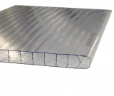 Stegplatten 16mm 16-X klar/farblos UV 1.2x3.5m